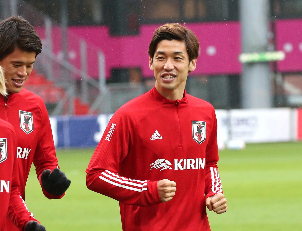 【日本代表】限定1試合へ大迫勇也の思い。「練習では分からないことがある」