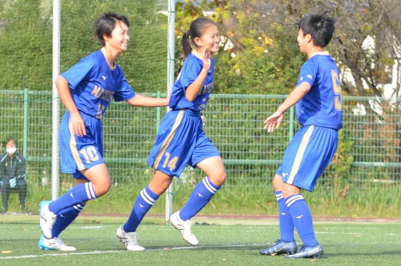 Images : 9番目の画像 - 10月24日に行なわれた高校選手権島根県予選2回戦。高校女子選手権の予選も行なわれた(写真◎石倉利英) - サッカーマガジンWEB