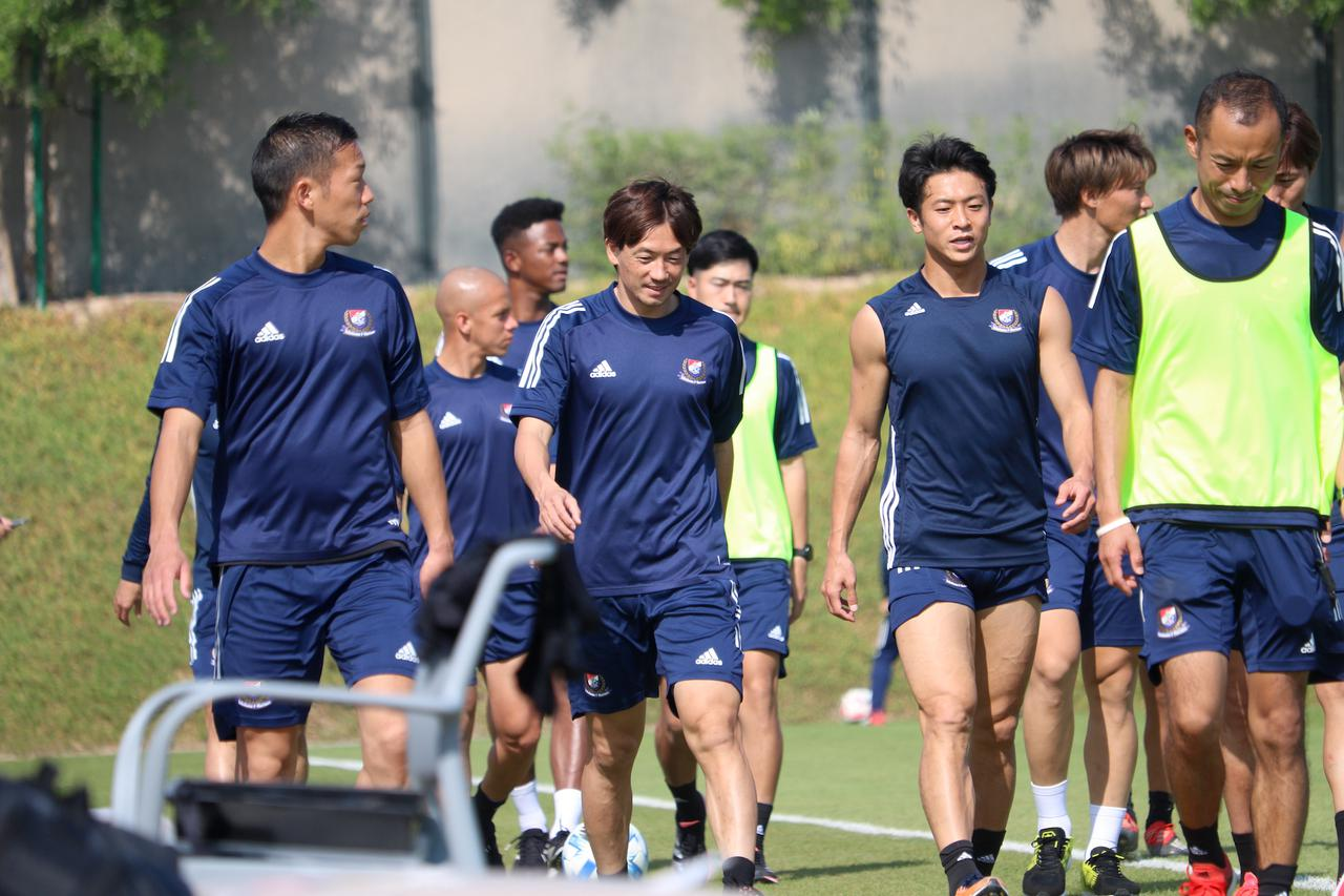 Images : 1番目の画像 - 和田拓也をはじめ、試合に出場した選手は翌日の練習はリカバリーメニューが中心に(写真◎Y.F.M) - サッカーマガジンWEB