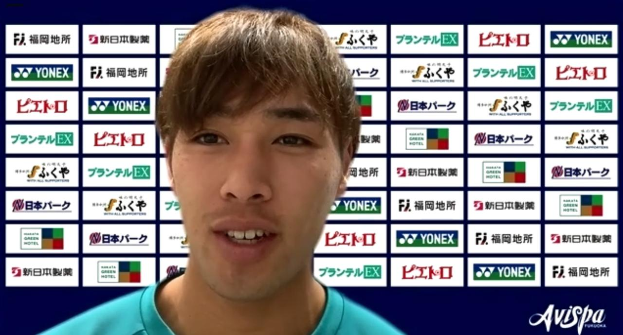 Images : 1番目の画像 - 「チームが勝つことが大前提ですが、僕の点で勝てれば一番うれしい」と遠野大弥はいつでも貪欲だ(写真◎スクリーンショット) - サッカーマガジンWEB