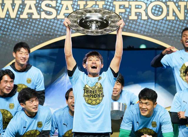 画像: 【川崎F】「ACLを獲るのは必要不可欠」。守田英正が誓う天皇杯Vとアジアの頂点 - サッカーマガジンWEB