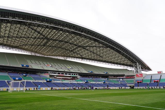 画像: 準決勝に続いて決勝も、埼玉スタジアムでの無観客開催となった(写真◎小山真司)
