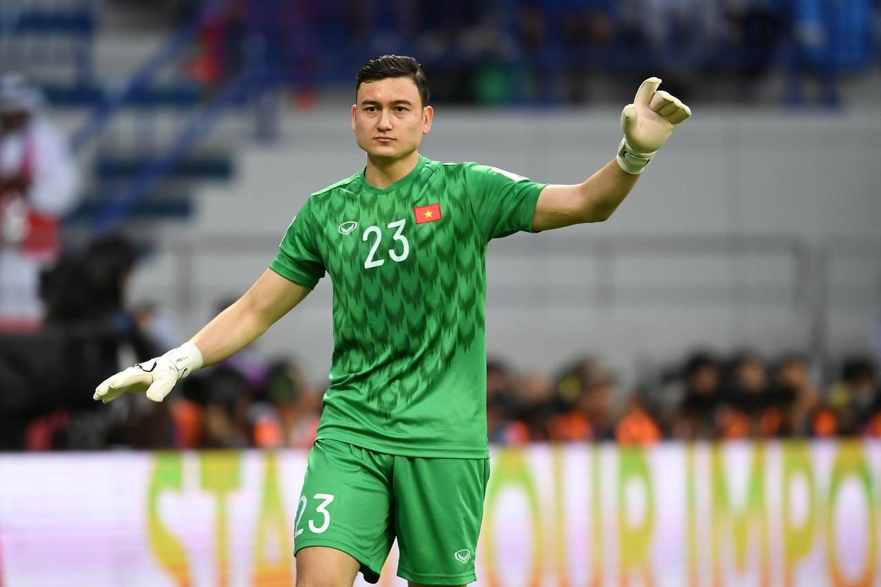 Images : 1番目の画像 - 【写真】2019年のアジアカップ準々決勝で日本と対戦。ダン・バン・ラムは好セーブを連発した(写真◎Getty Images) - サッカーマガジンWEB
