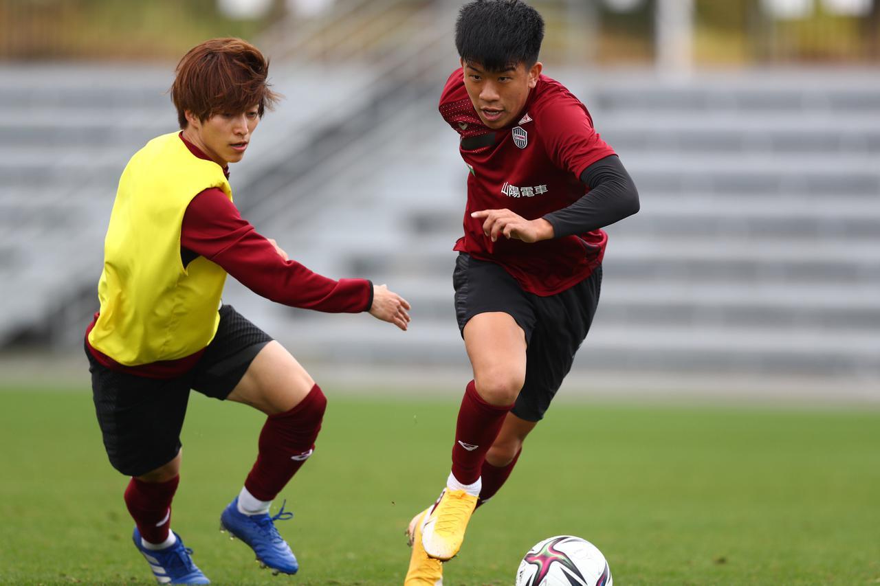 Images : 3番目の画像 - 【写真】2月13日で打ち上げとなる沖縄キャンプで、神戸の選手たちは鍛えに鍛えた(写真◎VISSEL KOBE) - サッカーマガジンWEB