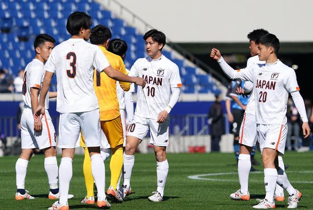 高校 選抜 サッカー 2021 川崎Uー18が高校選抜に勝利! 昨季に続きJユースが連勝/NEXT