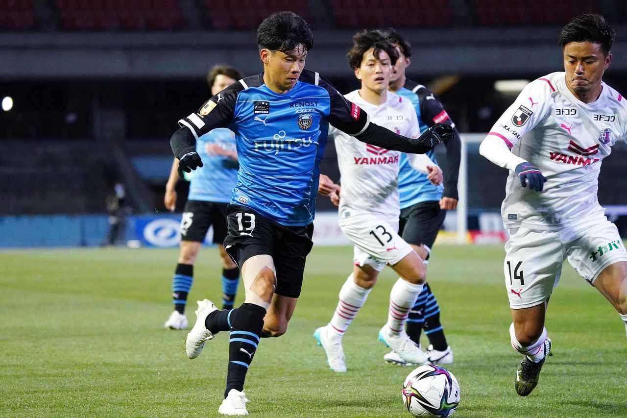 Images : 8番目の画像 - 【写真】C大阪も前半の2得点で攻撃的に戦った。見ごたえのある90分だった(写真◎小山真司)1 - サッカーマガジンWEB