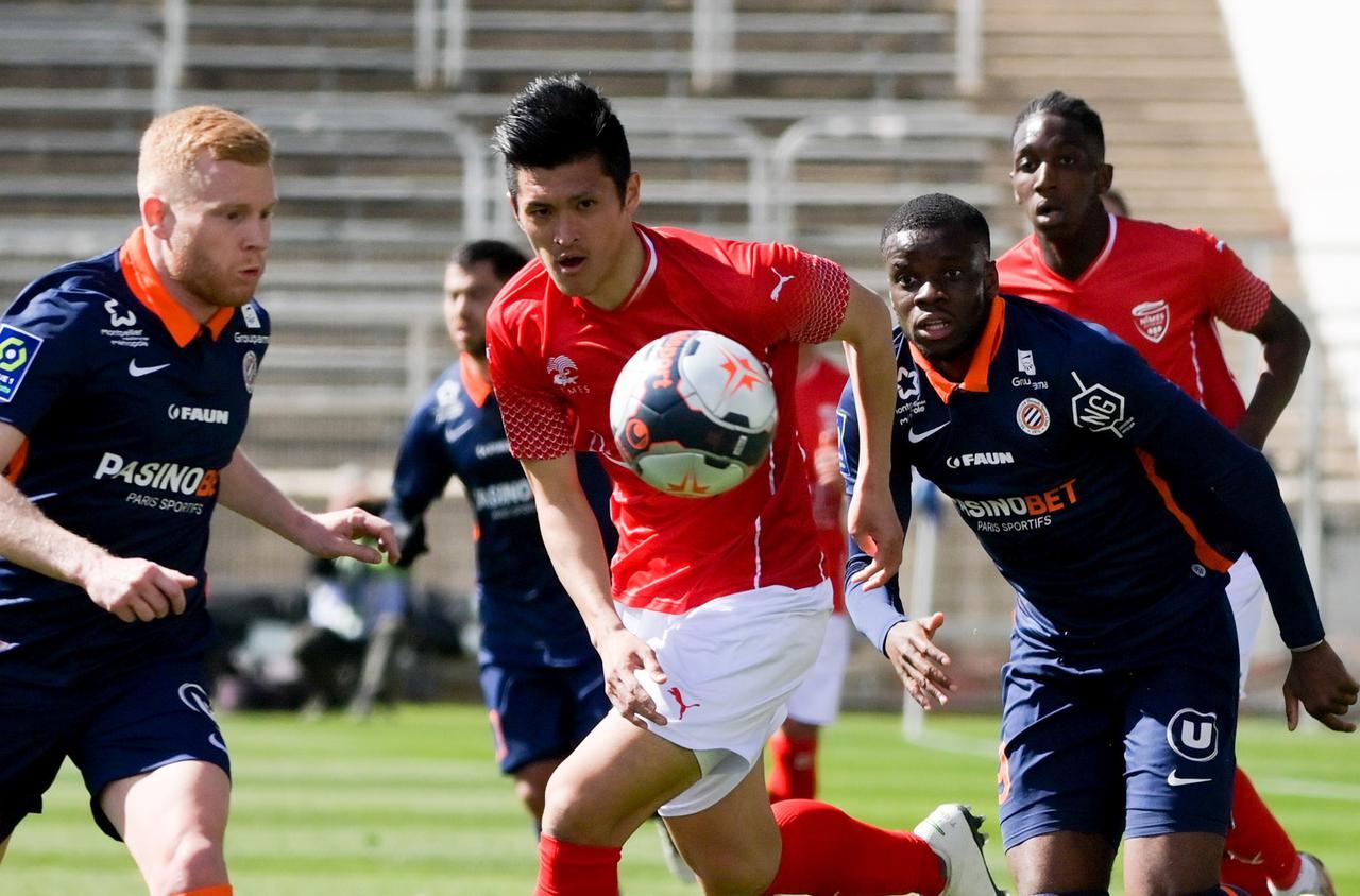 画像: フランスでリーグデビューを果たし、存在感を示している植田直通(写真◎Getty Images)