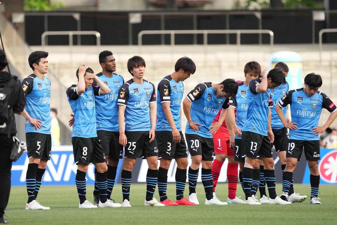 Images : 5番目の画像 - 【写真】川崎Fと名古屋の激戦を写真で振り返る(写真◎小山真司) - サッカーマガジンWEB