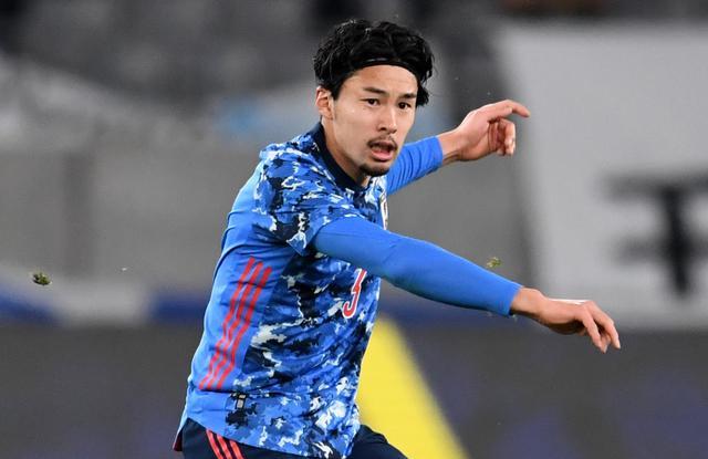 画像: 左サイドバックでプレーすることが濃厚な中山雄太(写真◎Getty Images)