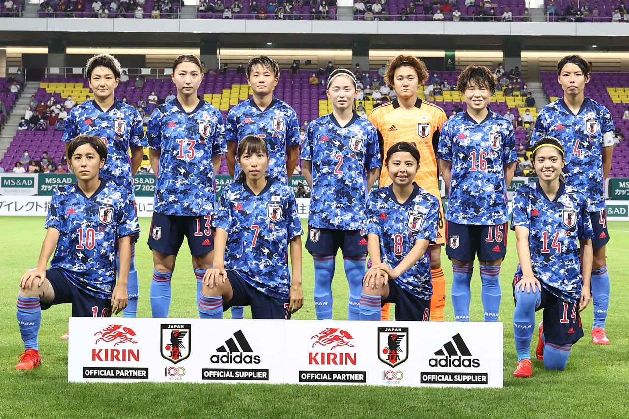 画像: 決勝は8月6日。なでしこジャパンはファイナル進出なるか?