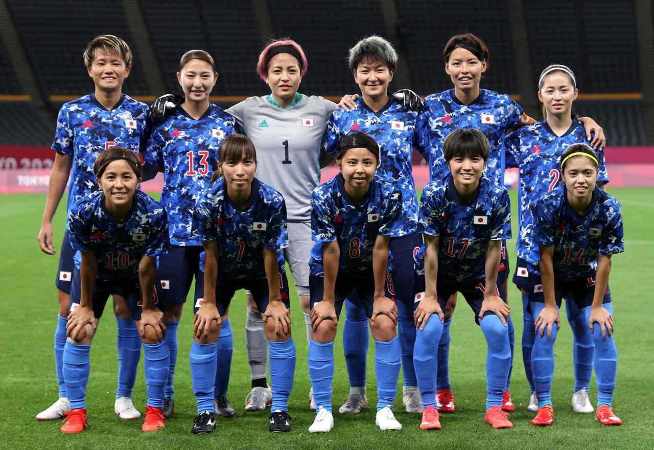 画像: 日本女子代表・東京五輪登録メンバー - サッカーマガジンWEB