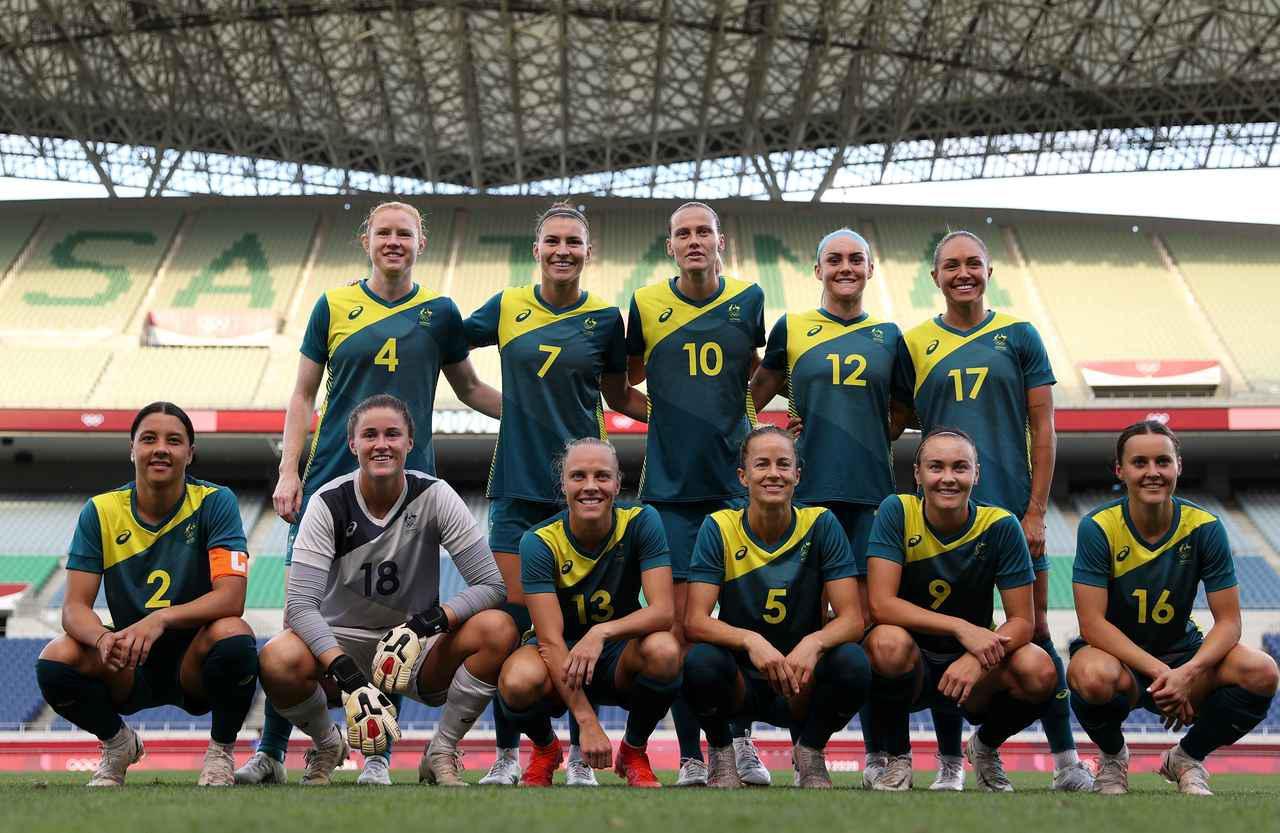 画像: オーストラリア女子代表・東京五輪登録メンバー - サッカーマガジンWEB