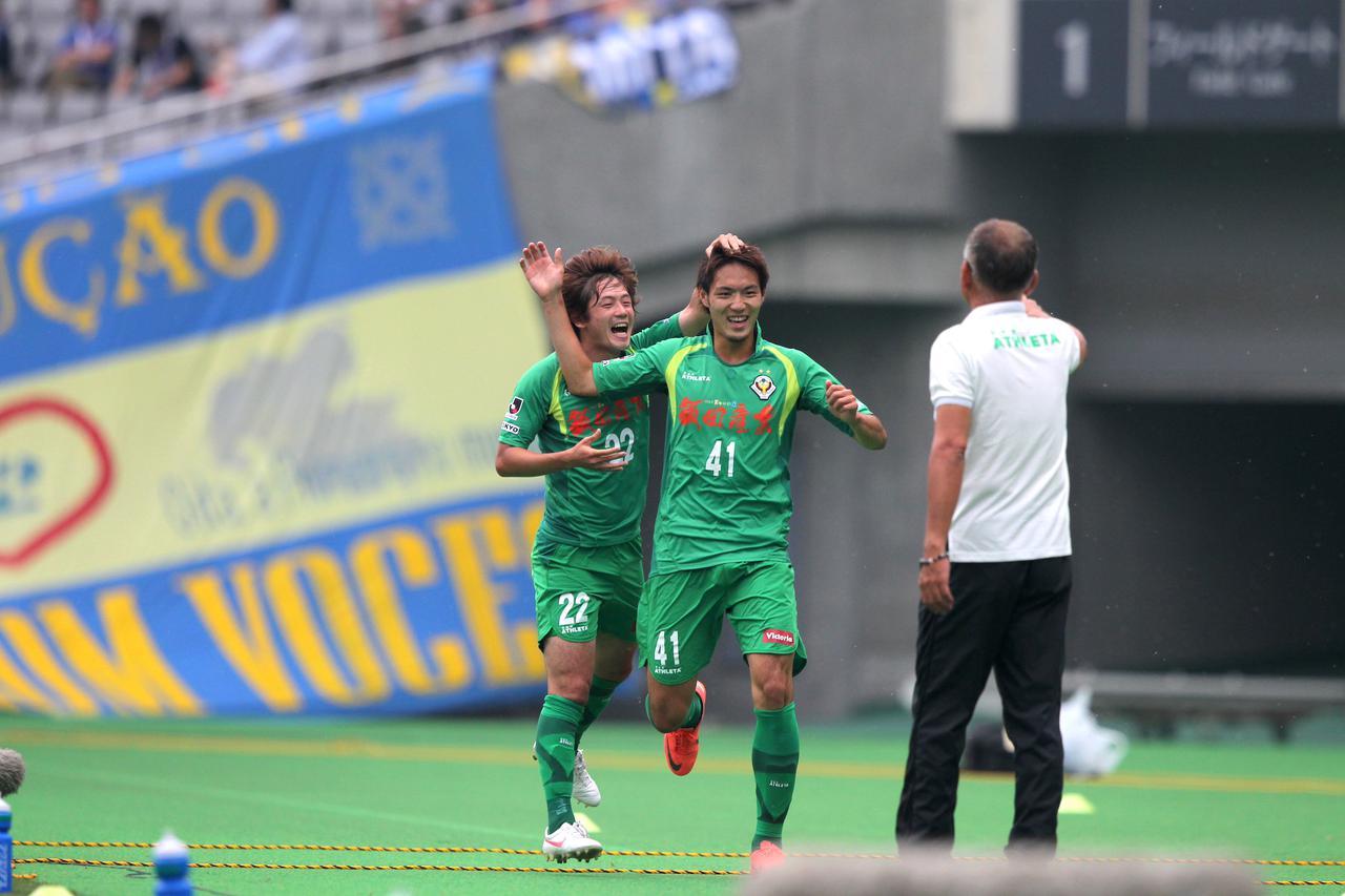 Images : 1番目の画像 - 【写真】2012年に初めてC大阪を出て移籍した東京Vで活躍。そのときの「41」を再び背負う(写真◎J.LEAGUE) - サッカーマガジンWEB