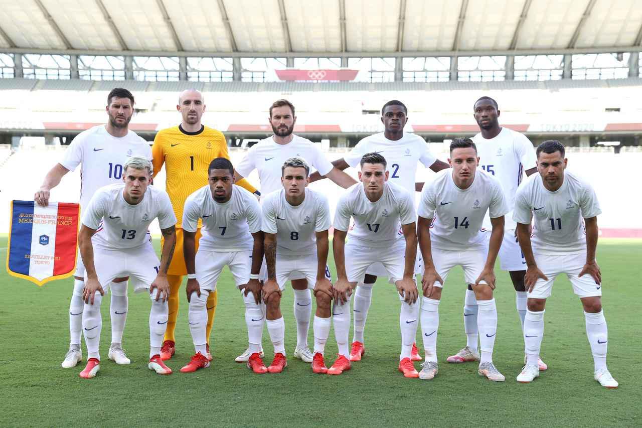 画像: U-24フランス代表・東京五輪登録メンバー - サッカーマガジンWEB