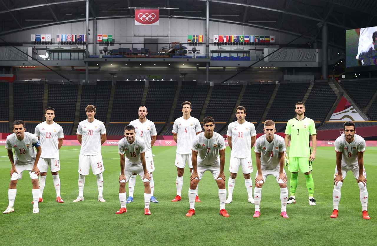 画像: Uー24スペイン代表・東京五輪登録メンバー - サッカーマガジンWEB