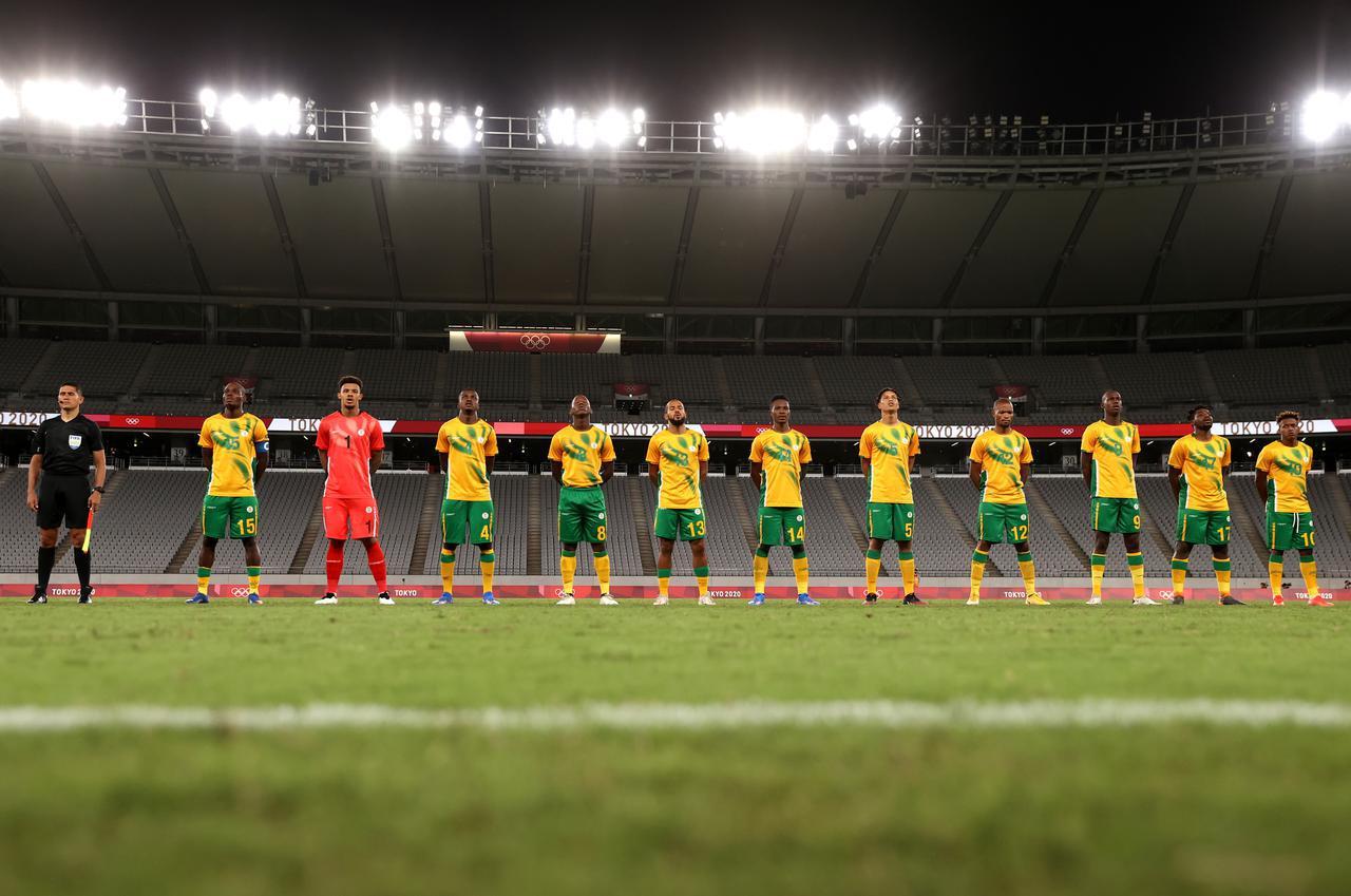 画像: U-24南アフリカ代表・東京五輪登録メンバー - サッカーマガジンWEB