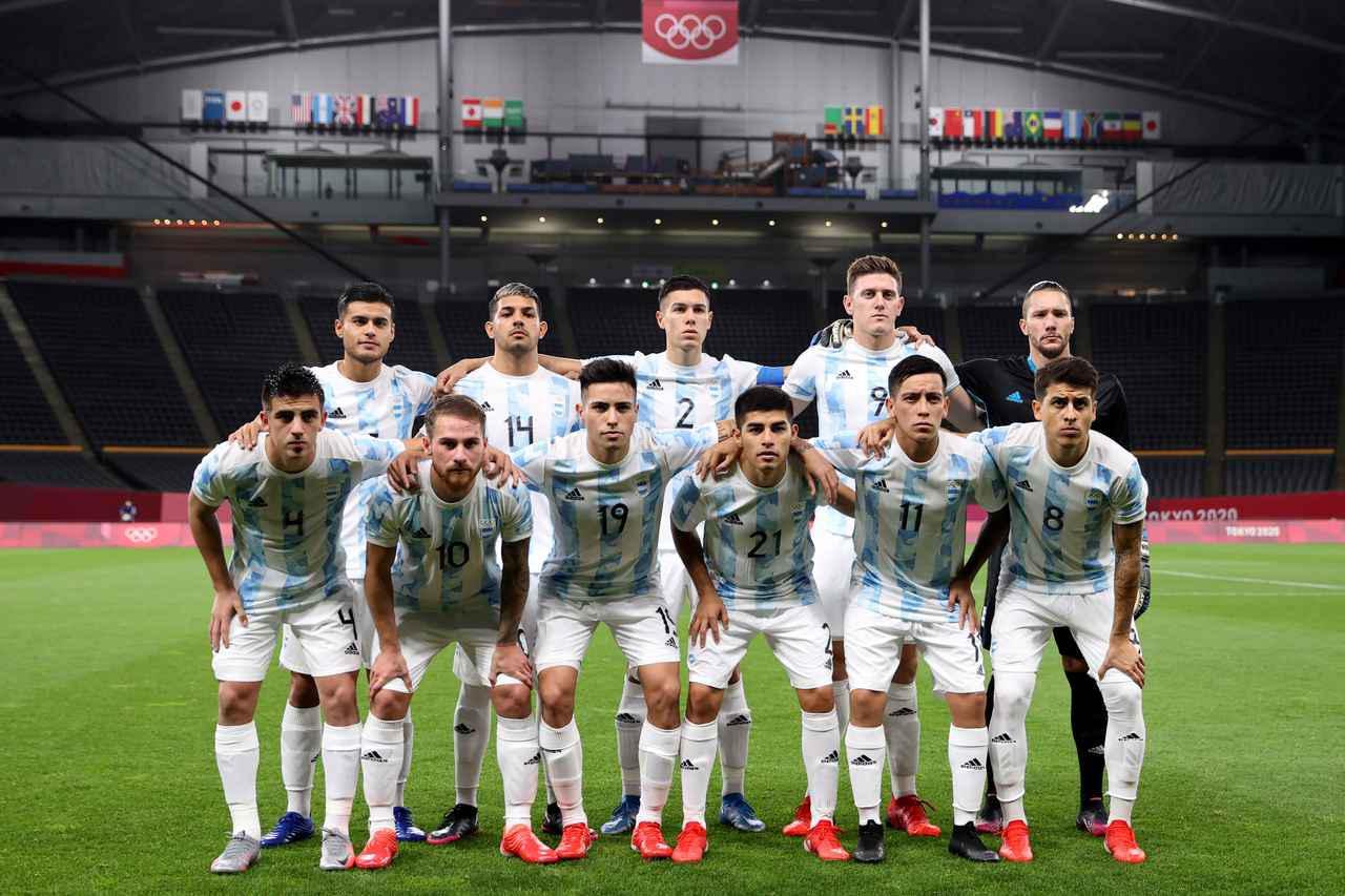 画像: U-24アルゼンチン代表・東京五輪登録メンバー - サッカーマガジンWEB