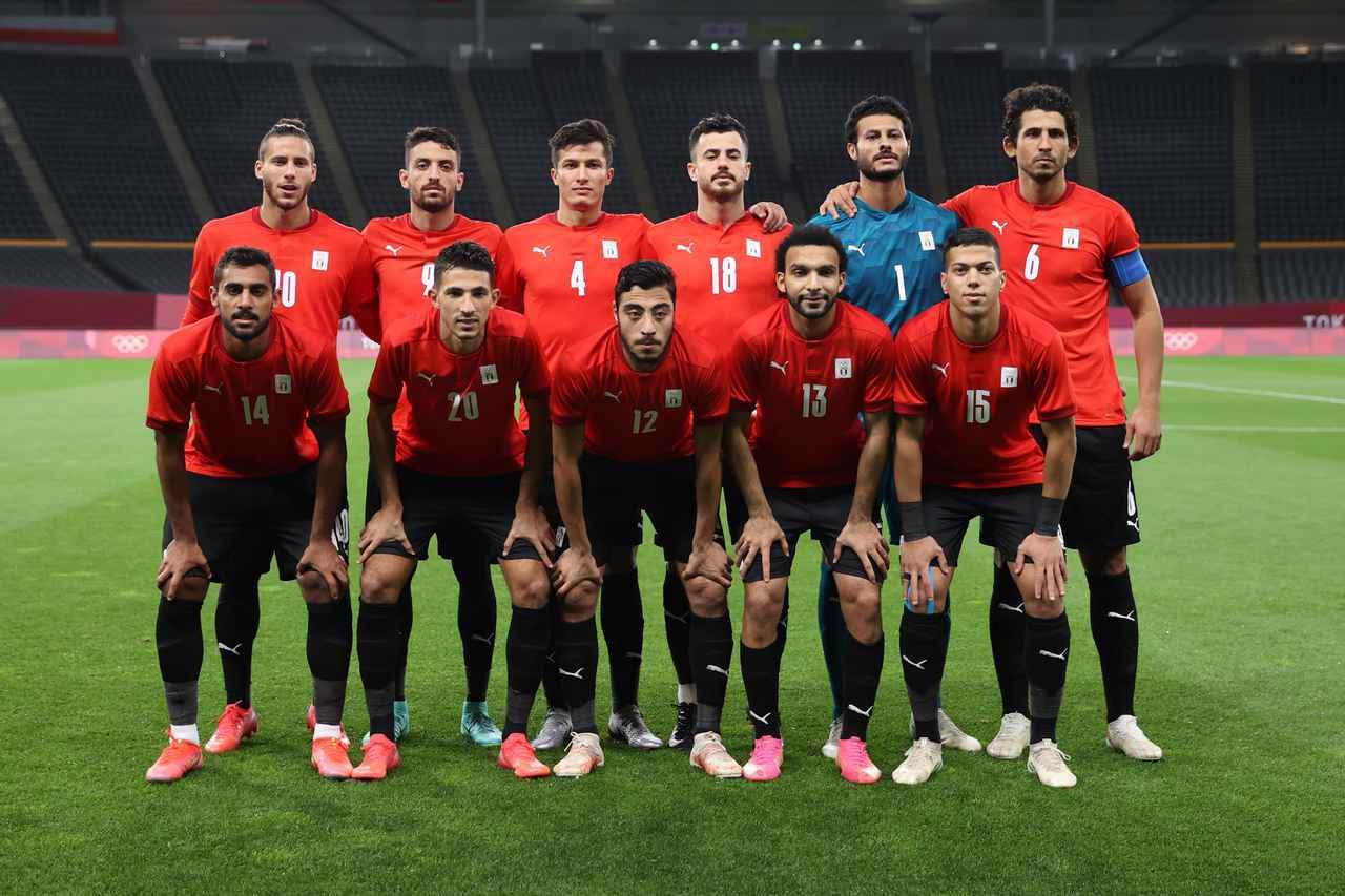 画像: U-24エジプト代表・東京五輪登録メンバー - サッカーマガジンWEB
