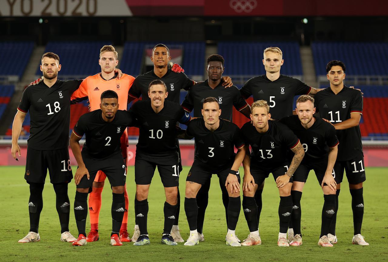 画像: U-24ドイツ代表・東京五輪登録メンバー - サッカーマガジンWEB
