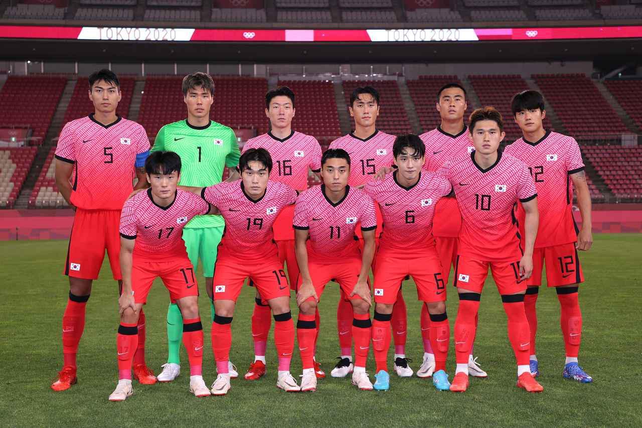画像: U-24韓国代表・東京五輪登録メンバー - サッカーマガジンWEB