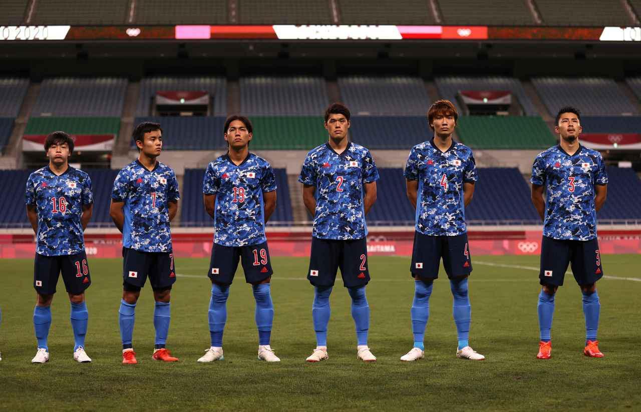 画像: 【東京五輪】サッカー男子・出場全16か国メンバーリスト - サッカーマガジンWEB