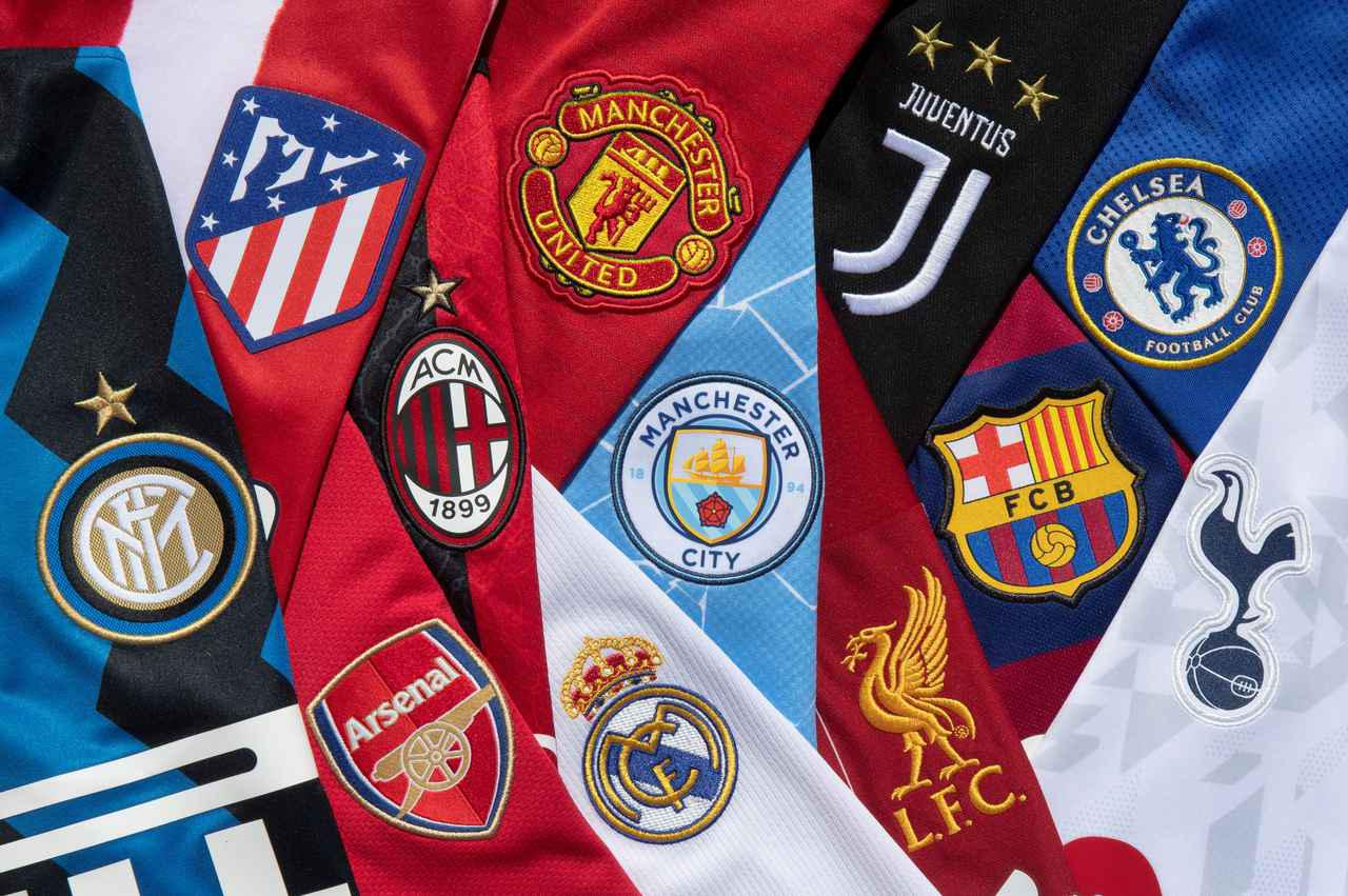 画像: 【随時更新】2021-2022 欧州各国リーグ順位表 - サッカーマガジンWEB