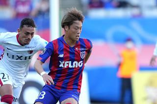 【FC東京】渡邊凌磨、鮮烈の追撃ボレー、そしてもやもや。「正直、意味が...