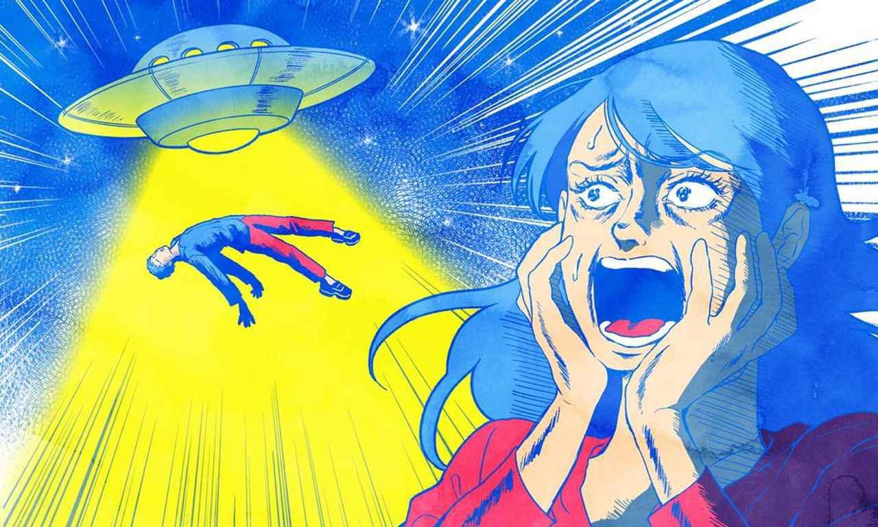 画像: 宇宙人に誘拐されたら1,000万ドル!その根拠は⁇