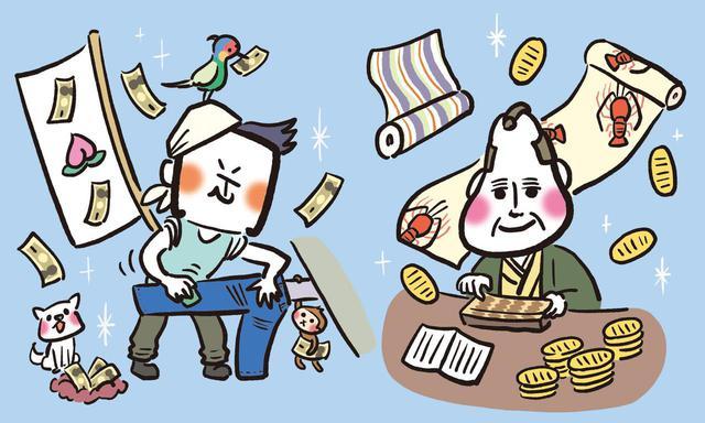 画像: 職人気質の岡山県と商人気質の三重県