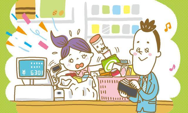 画像: クイズ!マネトレ#1コンビニの使い方で「お金が貯まる人」かどうかが分かる! - マネコミ!