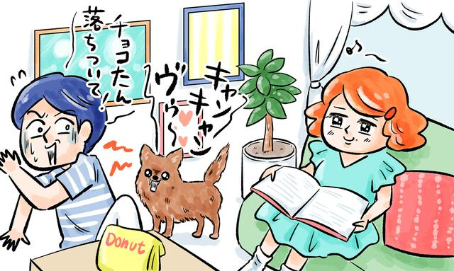 画像3: ウッカリくんとシッカリさん#3 愛する家族の一員だから……。ペット保険のメリットとは?