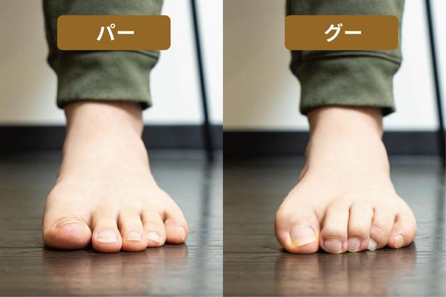 画像: (1)小指の筋トレで安定感UP