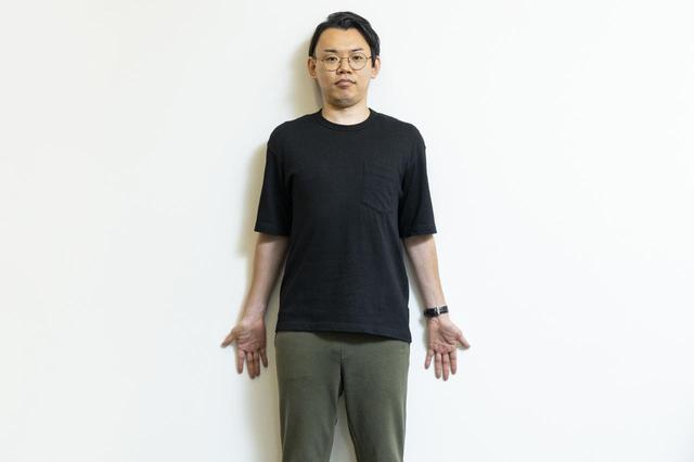 画像3: (1)ピンと胸を張る「立ち方」