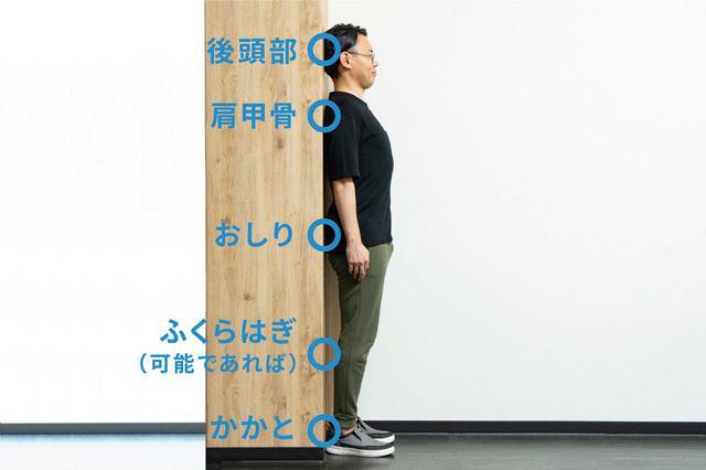 画像1: (1)ピンと胸を張る「立ち方」