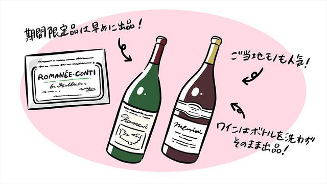 画像: 【アイテム③】お酒の空き瓶(出品価格:〜15万円)