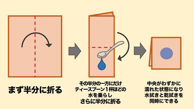 画像2: ⑤網戸と窓拭きはマイクロファイバークロスで制覇