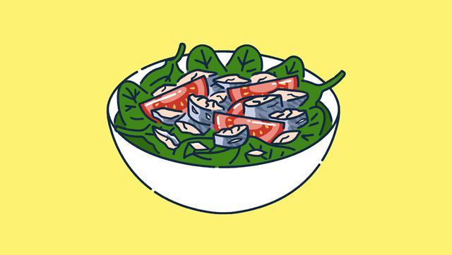 画像: 【不足しがちな栄養素をおぎなう】青・緑・赤の3色サラダ