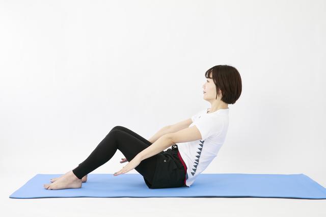 画像7: のがちゃんねる式・スタイルアップ筋トレ#1 毎日3分で効果実感!「お腹」のトレーニング