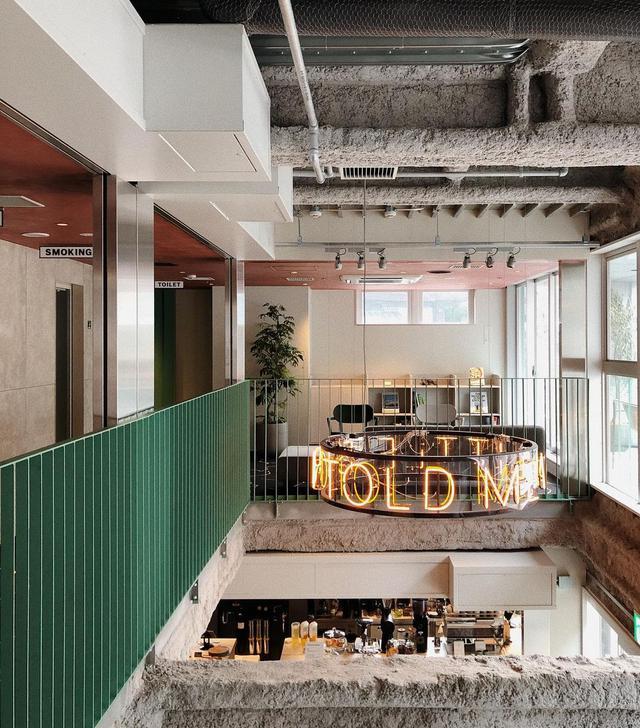 画像3: レトロポップな内装にテンションが上がる「LANDABOUT TOKYO」