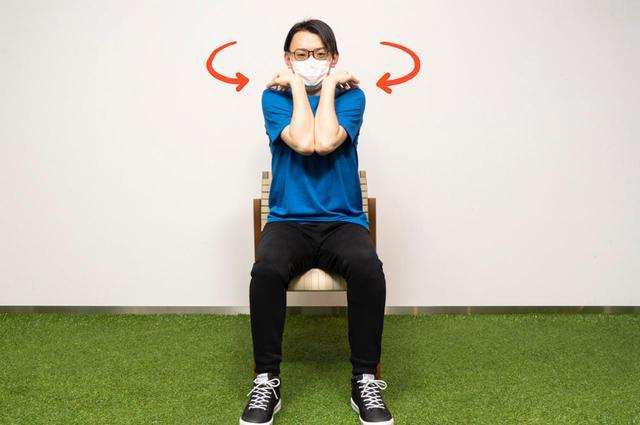 画像12: 【肩こり解消ストレッチ】 即効!気持ちいい!今すぐ実践したいストレッチ&グッズを紹介