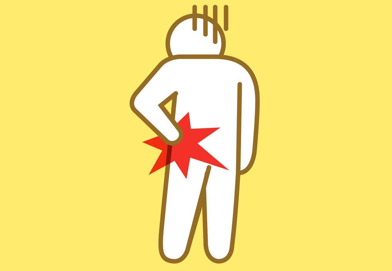 画像: (5)ストレスが原因の腰痛