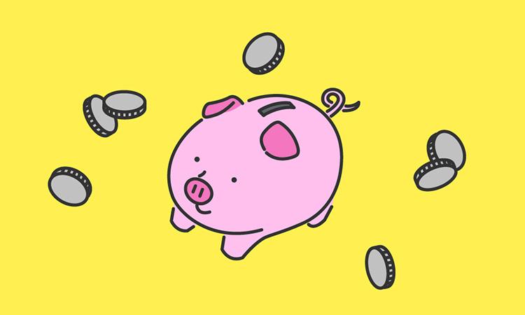 画像1: 独立時の貯金はいくら? 先輩たちの半数は「100万円未満」