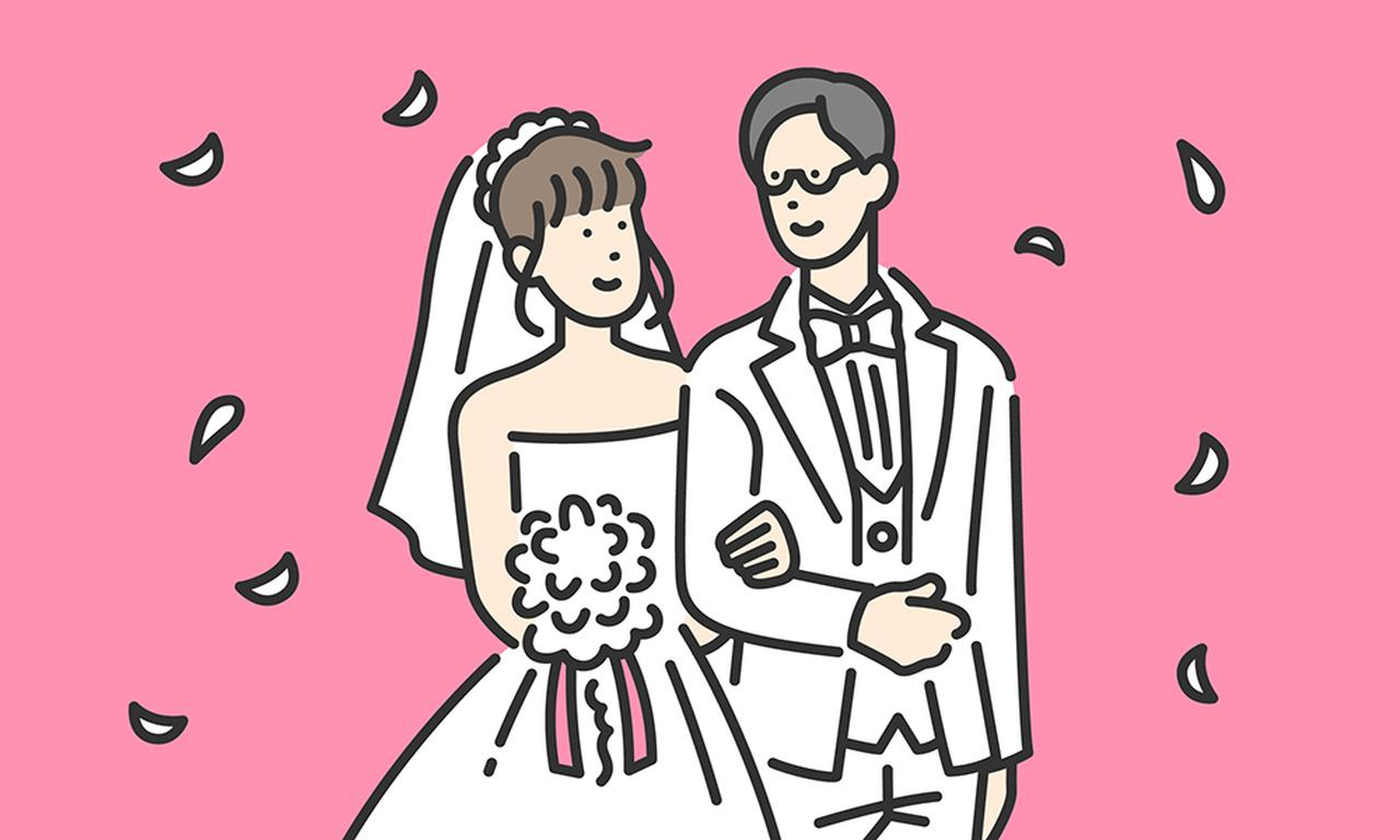画像: イベント①結婚セレモニー(結婚式、両家の顔合わせ、新婚旅行など)