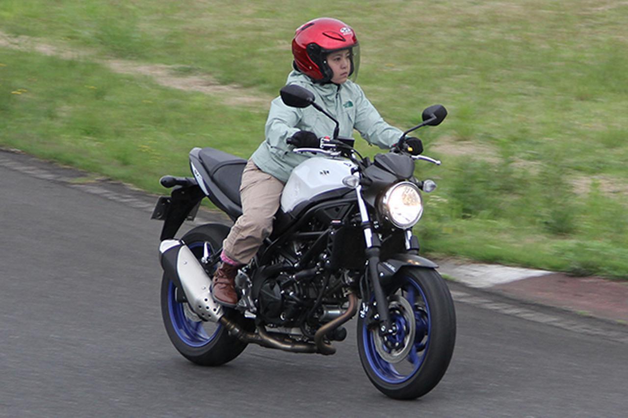 画像: 普二免の本紙記者も大型バイク挑戦