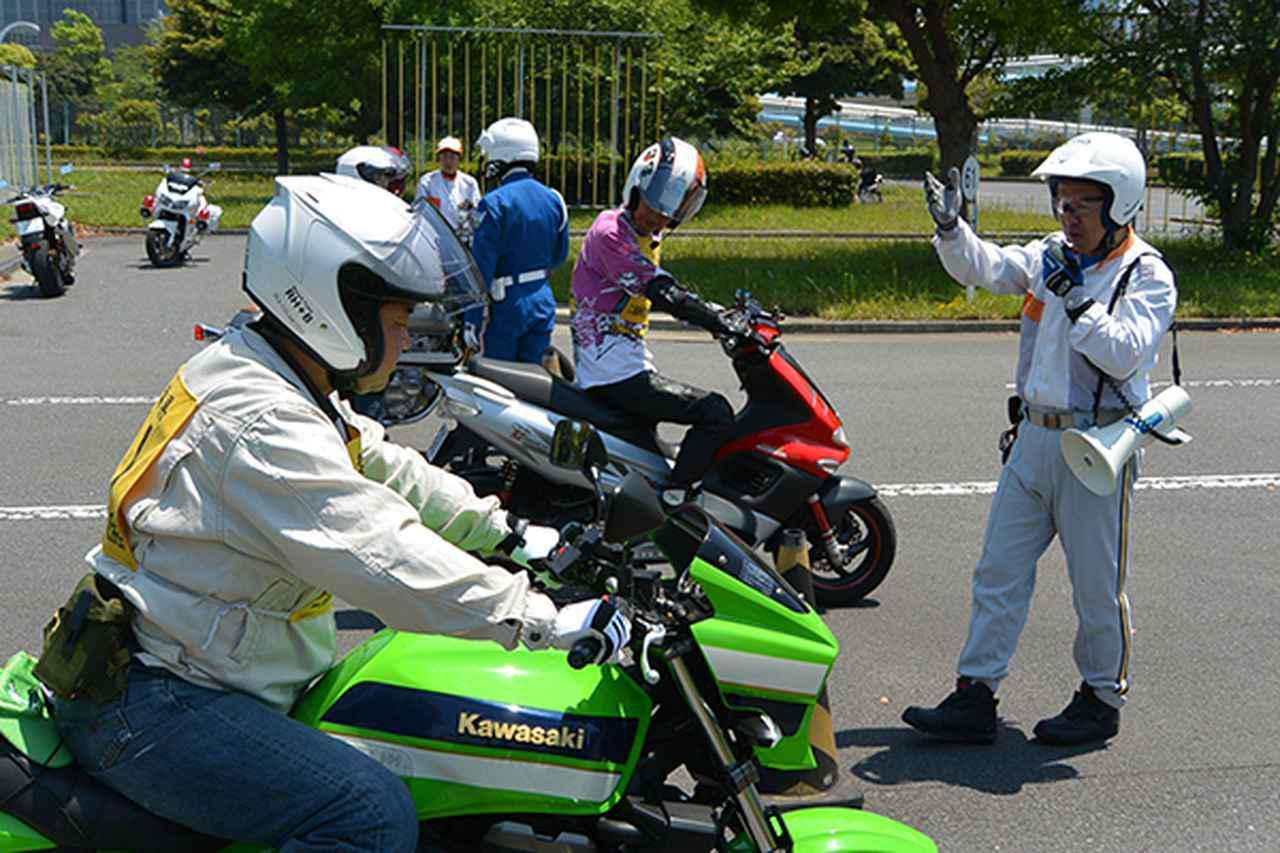 画像: 千葉県会場 講習の様子