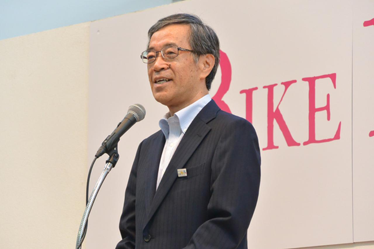 画像: 金澤兵庫県副知事