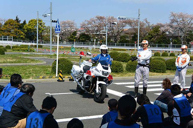 画像: 神奈川会場 乗車前点検