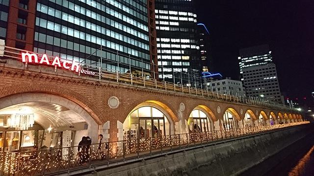 画像: 「マーチエキュート神田万世橋」の外観