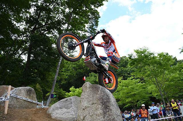 画像: 初日に3位表彰台を獲得した藤波貴久