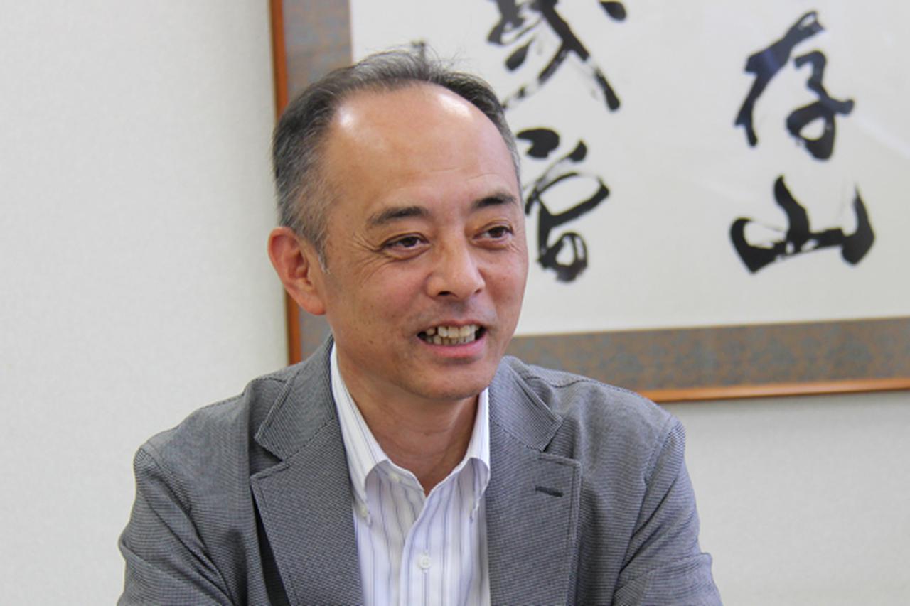 画像: 株式会社デイトナ 鈴木紳一郎 会長/「最近どう」で社員成長へ